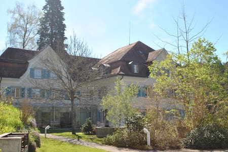 Wirkstatt Auboden: ankommen  ausatmen  auftanken - Mogelsberg - Rumah Tamu