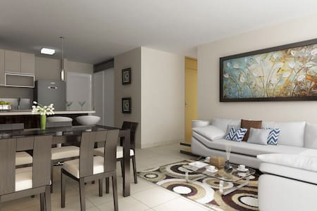 Comfortable furnished, 40min away from the beach - Guayaquil