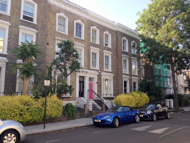 Beautiful 1 bed flat - Islington Angel area