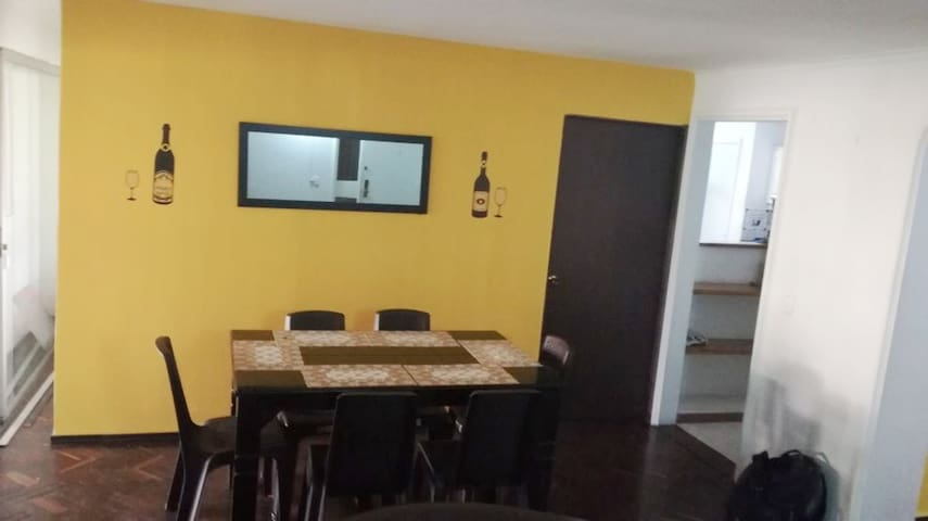 IS RENTED FURNISHED ROOM IN POBLADO