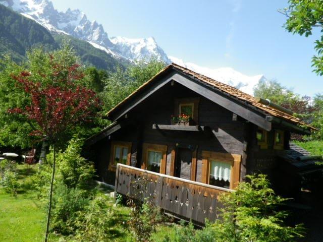 Le mazot de camille - Chamonix