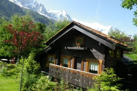 Le mazot de camille - Chamonix - Alpstuga