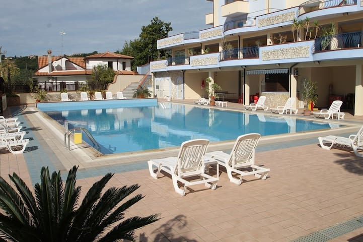 Apartments for rent in Calabria
