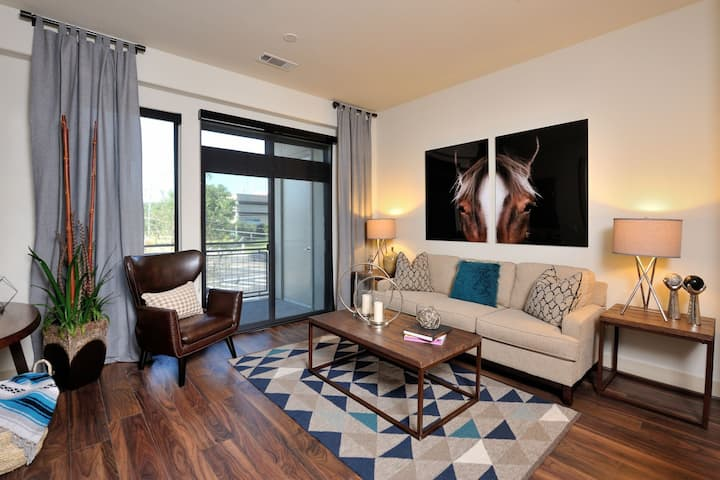 Everything you need | 2BR in Austin