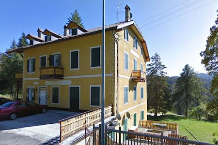 Wohnung am Mendelpass - Mendola - Квартира