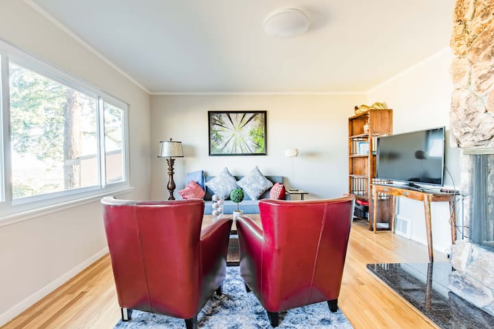 New!! Silicon Valley Charming 3B2B House Fast wifi