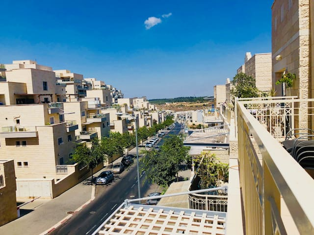 Your Cozy 2 bed room  Apartment In Modi'in