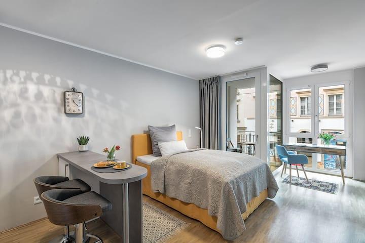 sweetHome Appartement Carlotta im Herzen der Stadt