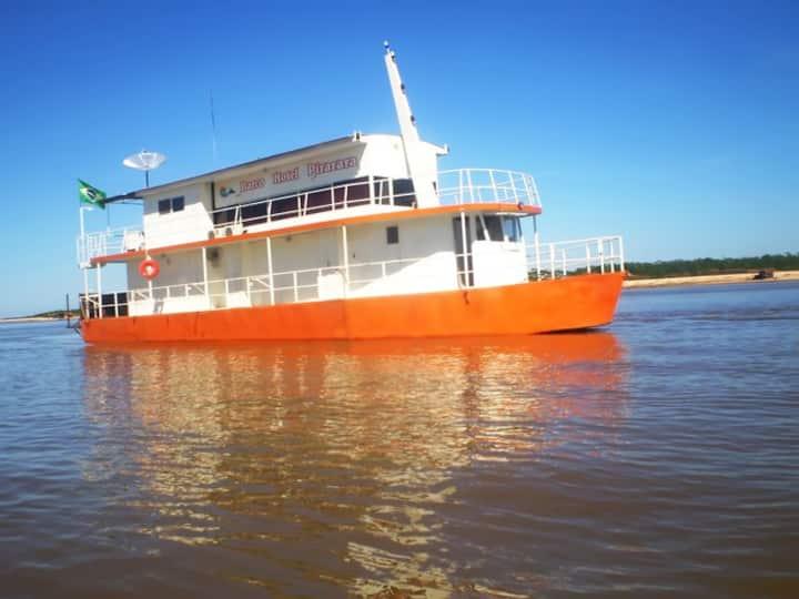 Pesca no rio Araguaia para 12