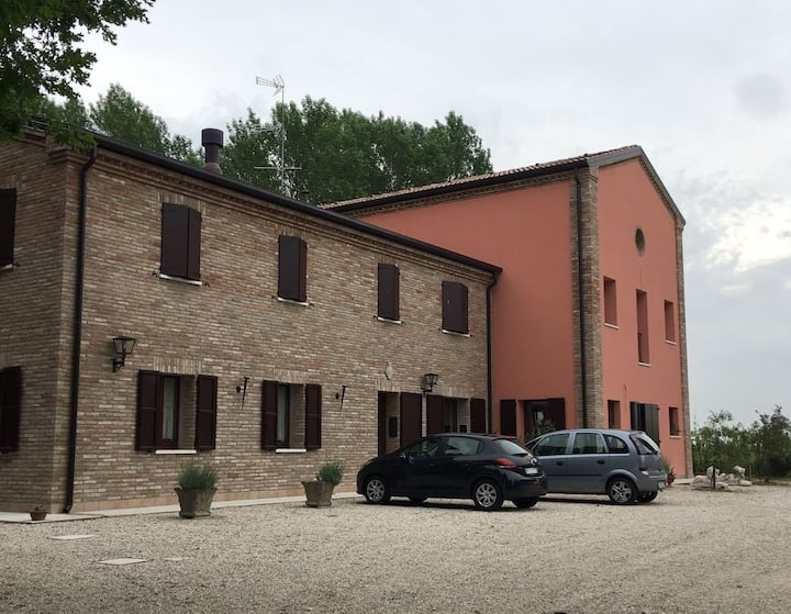 Casa Madonna Boschi camera Atalaya