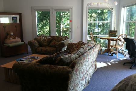 Private, Spacious, Studio, Close In - Corvallis - Apartamento