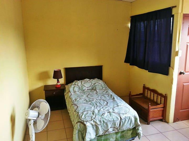 Habitaciones en Managua