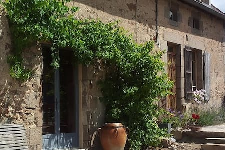 """Shenmen"" luxueuze chambres d'hôtes - Beaune-d'Allier - Bed & Breakfast"