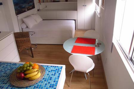 A5-Studio Copacabana Posto 6 near Ipanema - Rio de Janeiro - Apartment