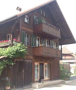 Cozy 2 bedroom apartment  - Zollbrück - Daire
