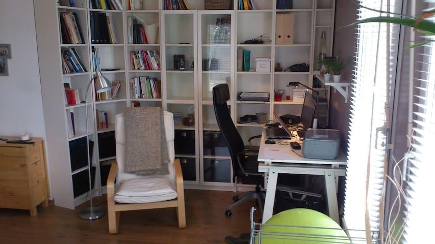 Studio 35 m² avec terrasse - Saint-Cyr-l'École - Appartement