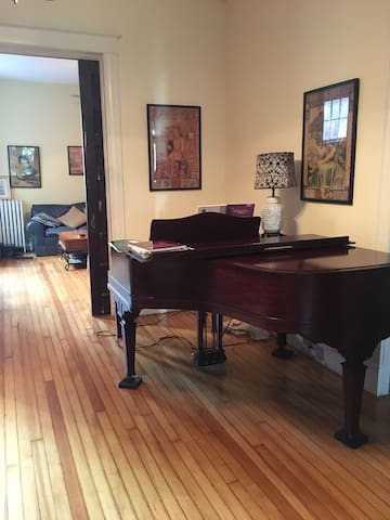 Grand piano for music lovers