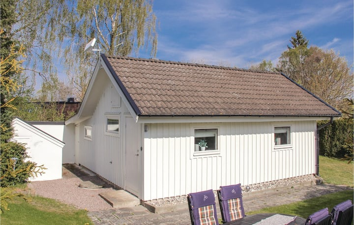 Amazing home in Nättraby with 2 Bedrooms
