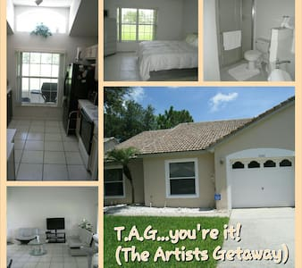 "THE ARTISTS GETAWAY (""T.A.G"") - Haines City"