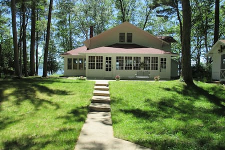 Platte Lake Home Sleeping Bear Dune - Honor - Hus