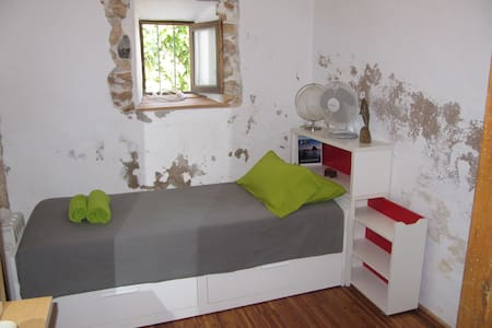 SMALL BEDROOM IN COTTAGE IN IBIZA - Santa Eulària des Riu