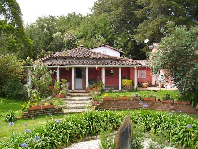 La Casa de Filo | Medellín - Santa Elena - Casa
