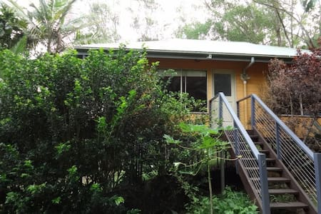 Cabin for 2 in Paradise One - Coorabell