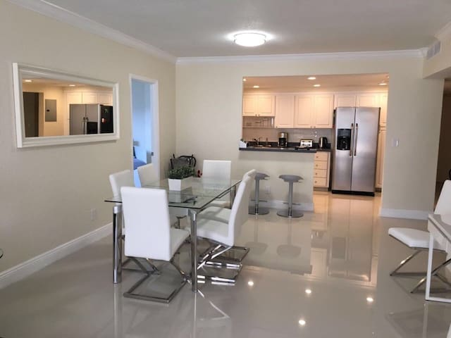 Amazing Apartment in Sunny Isles in 7th floor