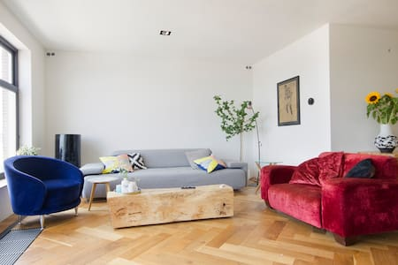 Amazing Family loft next to Jordaan - Amsterdam - Loft