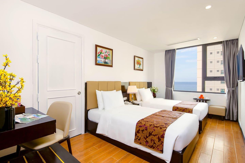 ❤️TWIN/DOUBLE ROOM w BB❤️GOLDEN LINE HOTEL DA NANG