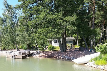 Seaside Cottage with sauna and rowing boat - Naantali