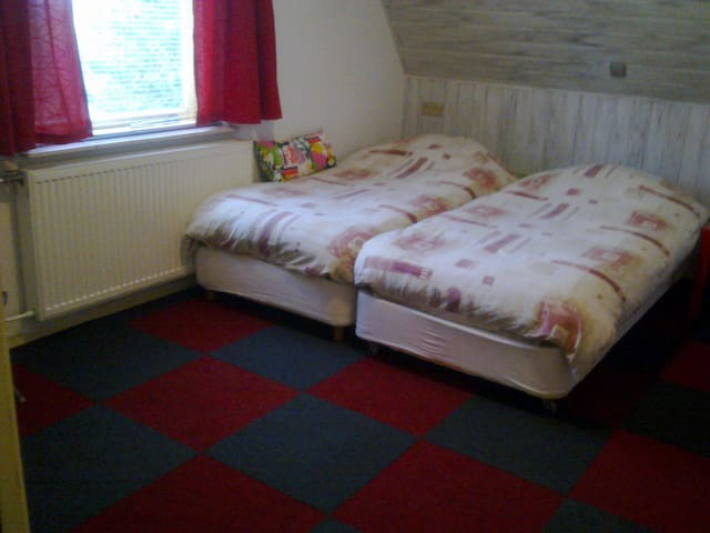 Safe, clean, 9 min. from Central Station/Dam - Watergang - Appartement