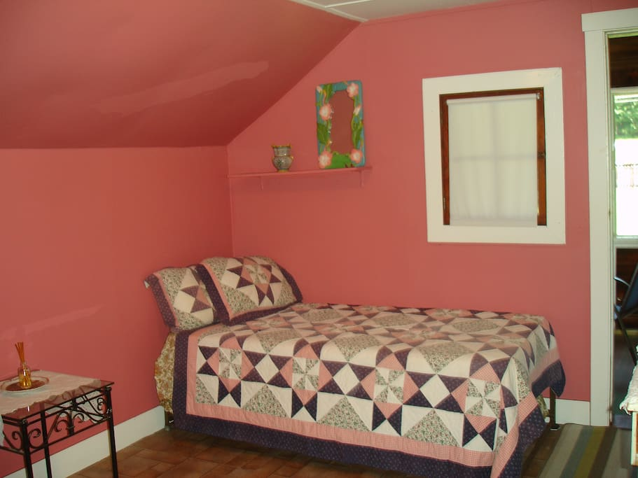 Front Bdrm. with pull out bed, sitting area, TV/DVD/VCR