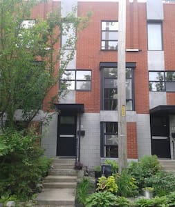 Beautiful family house in Outremont