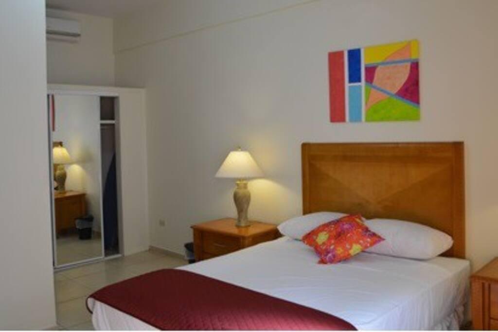 Standard Queen Room- 1 queen bed