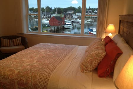 Authentic Rockport experience - Rockport - Apartment