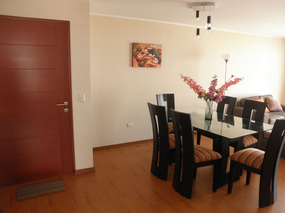 NEW FURNISHED APT IN MIRAFLORES