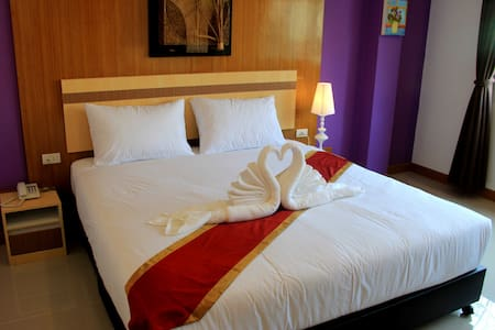 Great Location room - 2 minute walk from Pier - Ao Nang