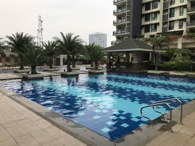 GEEK MANILA - Affordable Condo with FAST Internet - Mandaluyong - Appartement en résidence