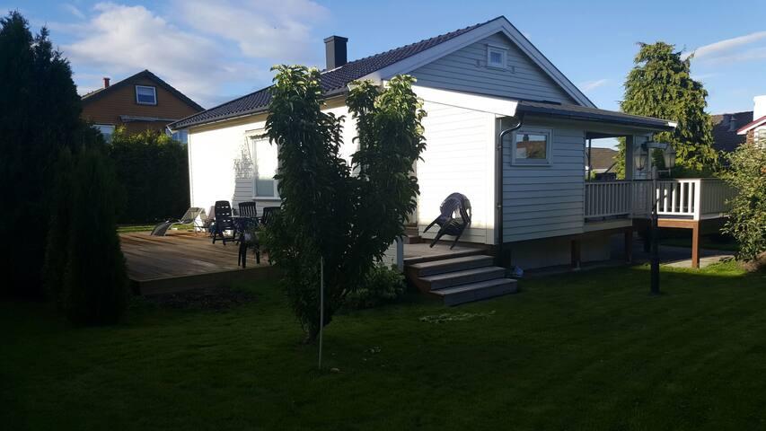 Cosy house in center of Tønsberg