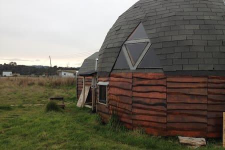 cabaña domo Nulan