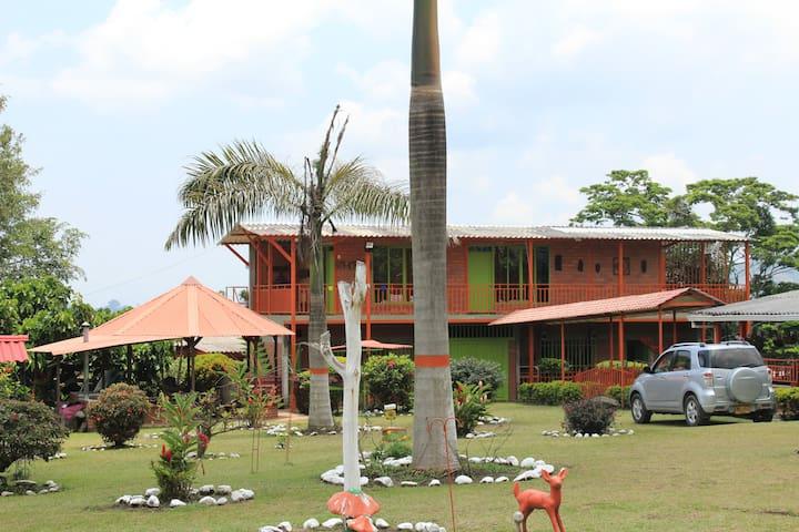 Casa Rural La Cabañita