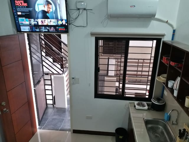 WiFi 150Mbps New Room 205 Clark Angeles Netflix