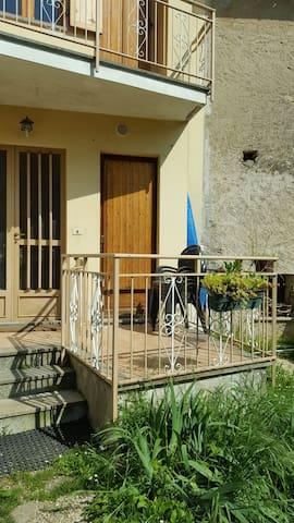 Monolocale  in villa a Coazze - COAZZE frazione Freinetto - Lägenhet