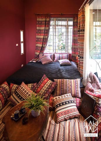 Bohochic Style - Private Room - Hanoi - House