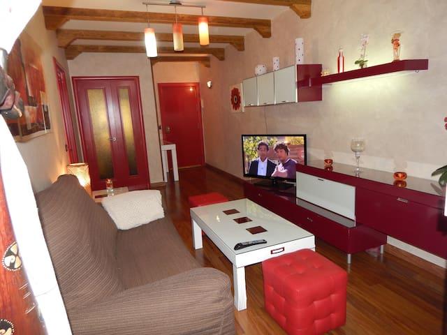 Estudio romántico, Playa y Parque Natural - El Puerto de Santa María - Apto. en complejo residencial