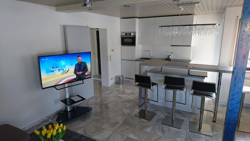 Schicke Wohnung in perfekter Lage
