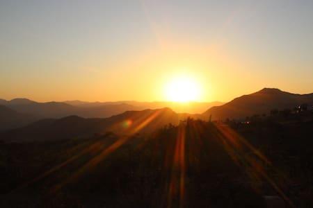 Cabaña en Cerro Mamalluca, Valle del Elqui. - Vicuña - Přírodní / eko chata