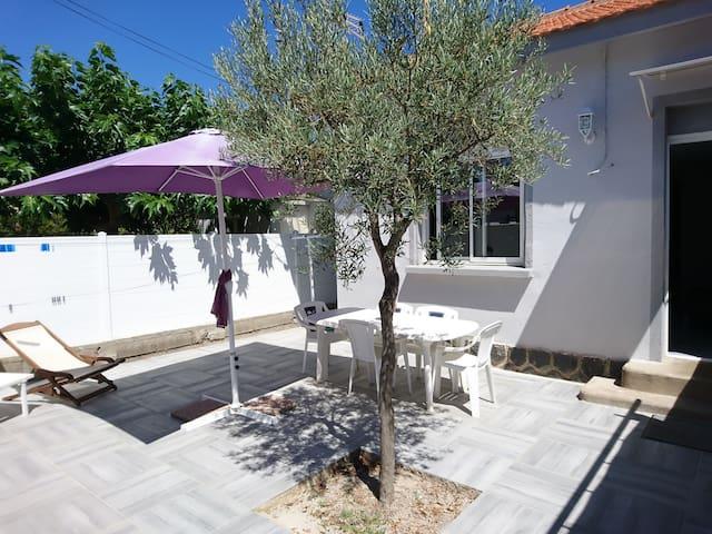 Maison pour 6 pers. très proche mer et commerces - Agde - Rumah