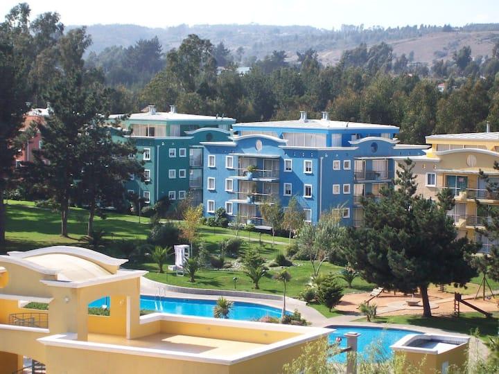 Penthouse 4° piso - Condominio Alto Mirasol II